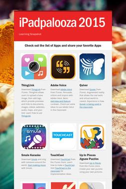 iPadpalooza 2015