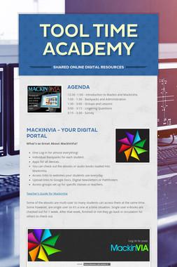 Tool Time Academy