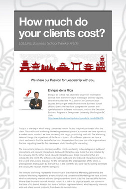 How much do your clients cost?