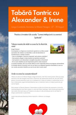 Tabără Tantric cu Alexander & Irene