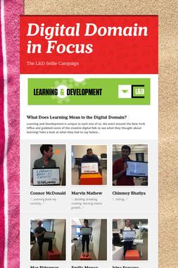 Digital Domain in Focus