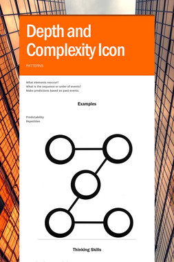 Depth and Complexity Icon
