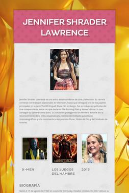 Jennifer Shrader Lawrence