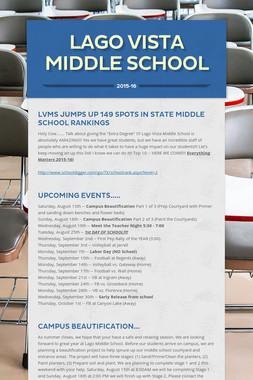 Lago Vista Middle School