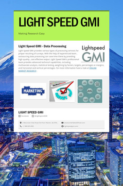 LIGHT SPEED GMI