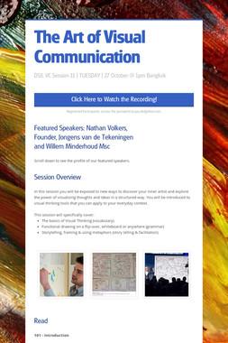 The Art of Visual Communication