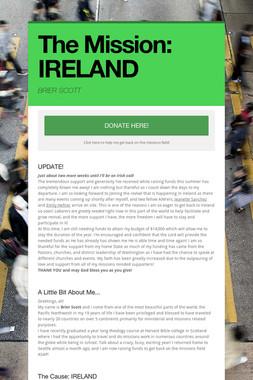 The Mission: IRELAND