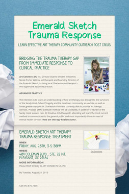 Emerald Sketch Trauma Response