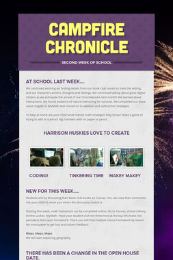 Campfire Chronicle