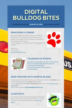 Digital Bulldog Bites