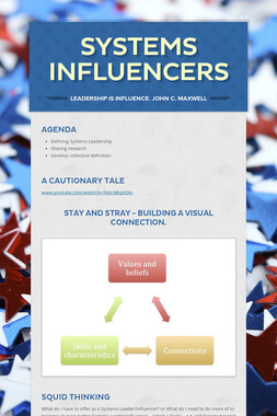 Systems Influencers