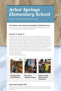 Arbor Springs Elementary School