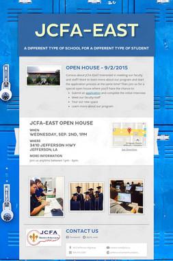 JCFA-East
