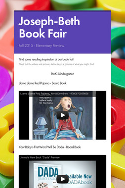 Joseph-Beth Book Fair