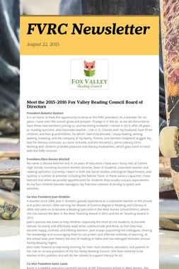 FVRC Newsletter