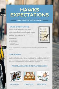HAWKS Expectations