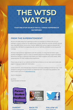 The WTSD Watch