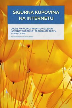 Sigurna kupovina na internetu