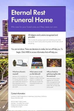 Eternal Rest Funeral Home