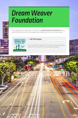 Dream Weaver Foundation