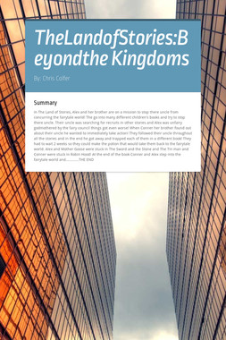 TheLandofStories:Beyondthe Kingdoms
