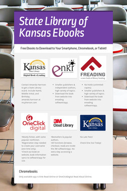 State Library of Kansas Ebooks
