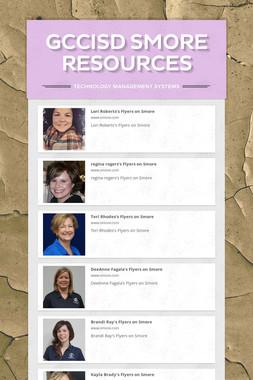 GCCISD Smore Resources
