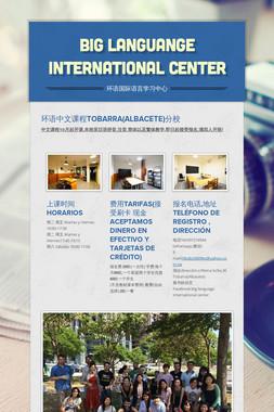 Big Languange International Center