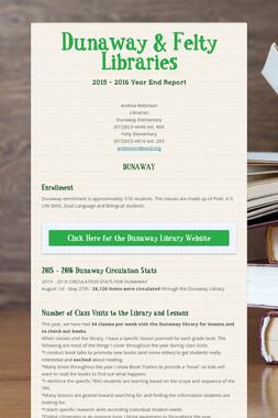 Dunaway & Felty Libraries