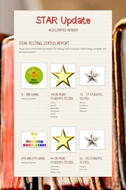 STAR Update