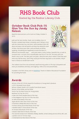 RHS Book Club