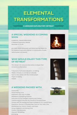 Elemental Transformations
