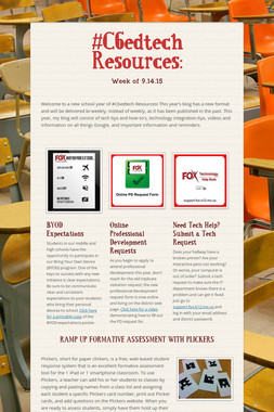 #C6edtech Resources: