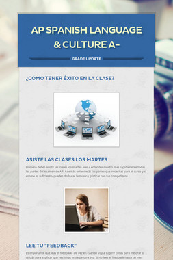 AP Spanish Language & Culture A-