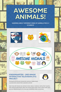 Awesome Animals!
