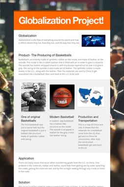 Globalization Project!