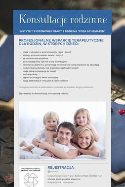Konsultacje rodzinne