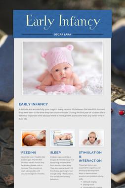 Early Infancy