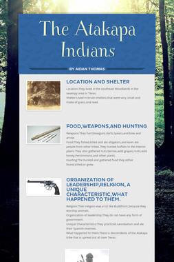 The Atakapa Indians