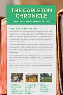 The Carleton Chronicle