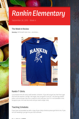 Rankin Elementary