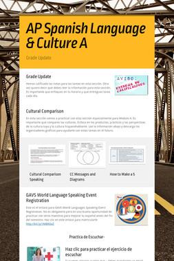 AP Spanish Language & Culture A