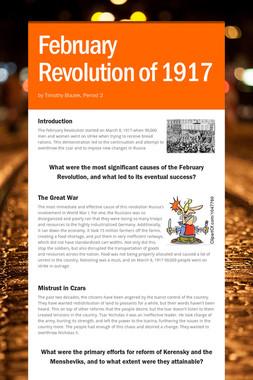February Revolution of 1917