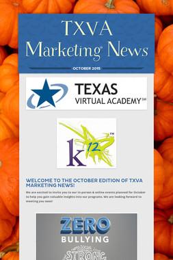 TXVA Marketing News