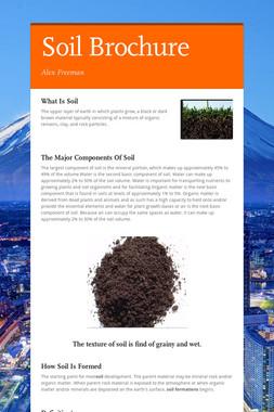 Soil Brochure