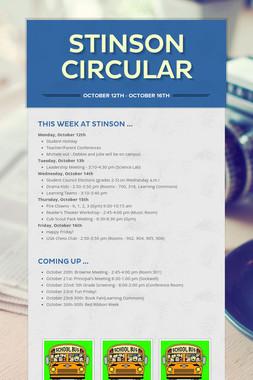Stinson Circular