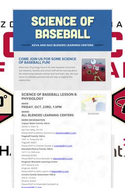 Science of Baseball