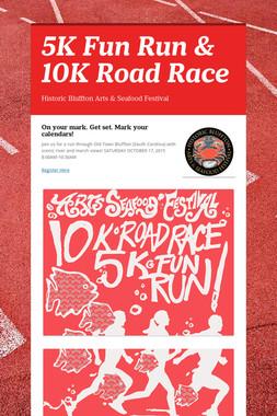 5K Fun Run & 10K Road Race