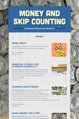 Money and Skip Counting