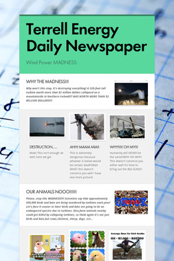 Terrell Energy Daily Newspaper